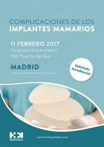 Complicaciones de los implantes mamarios