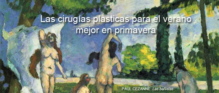 Cirugías plásticas para el verano