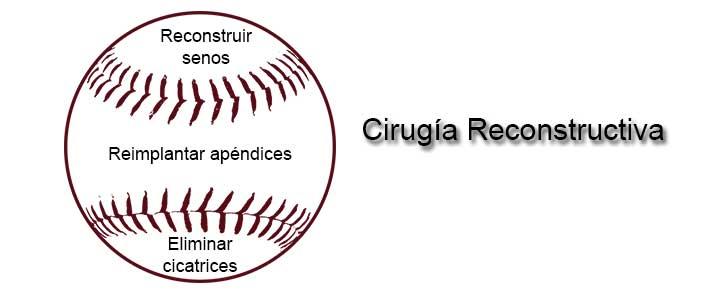 Cirugías reconstructivas