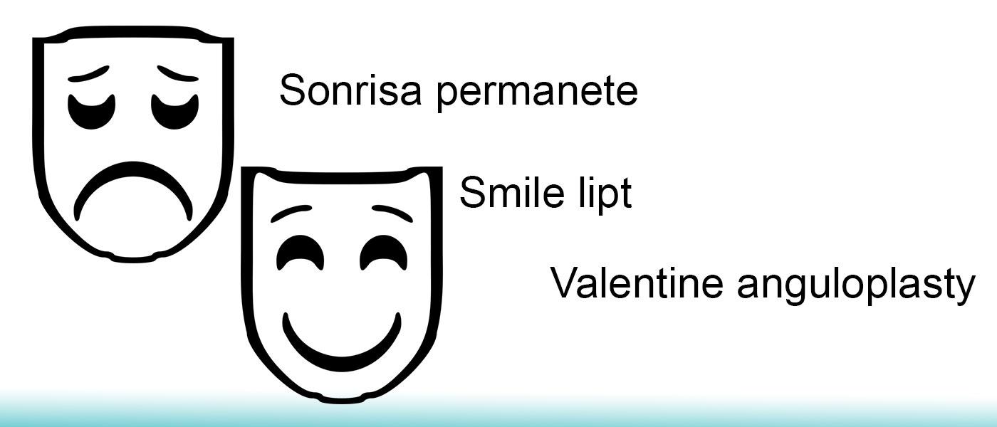 Sonrisa permanente