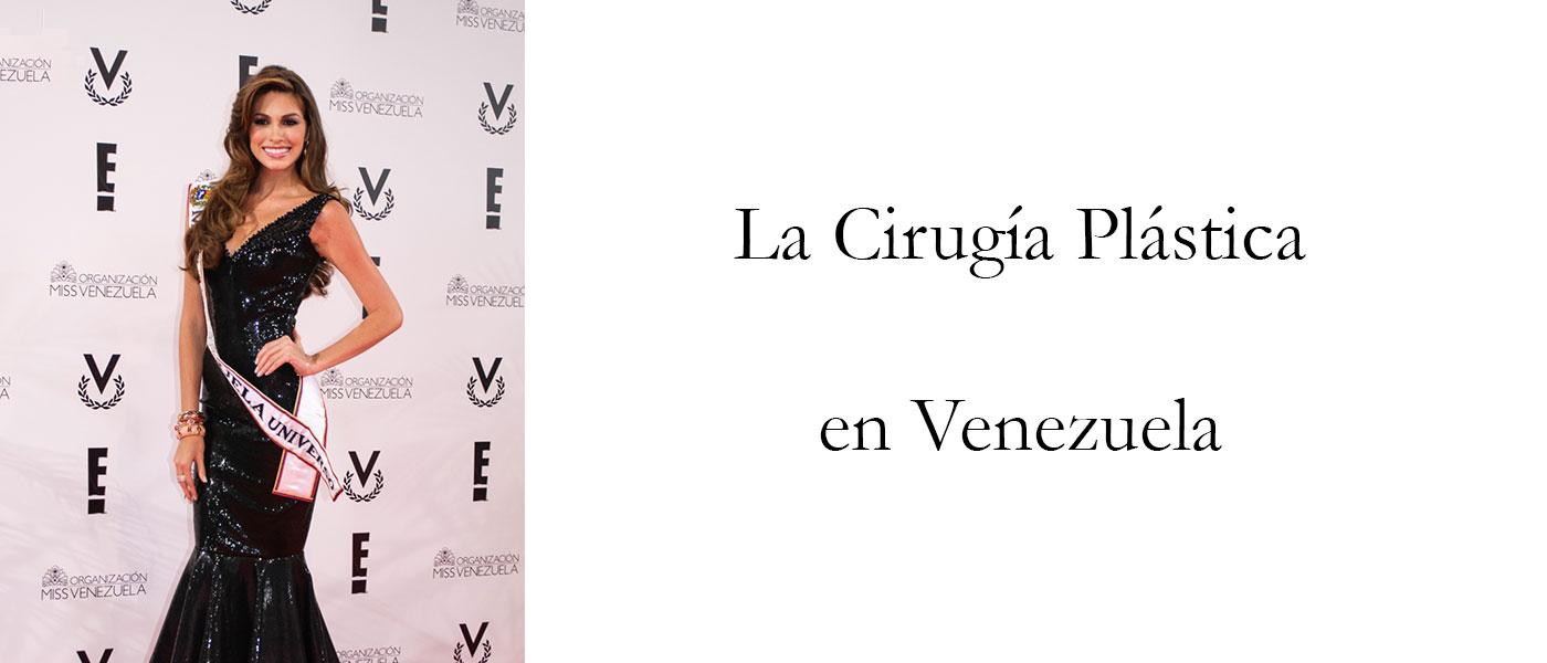 Cirugía plástica en Venezuela