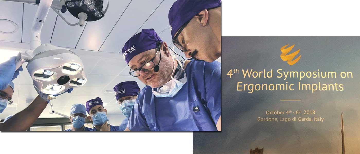 IV Simposio de implantes ergonómicos