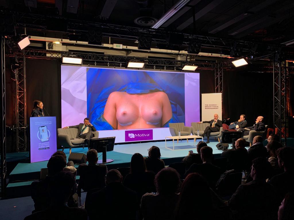 Dr. Mayo - Cirugía en directo - Congreso IMCAS