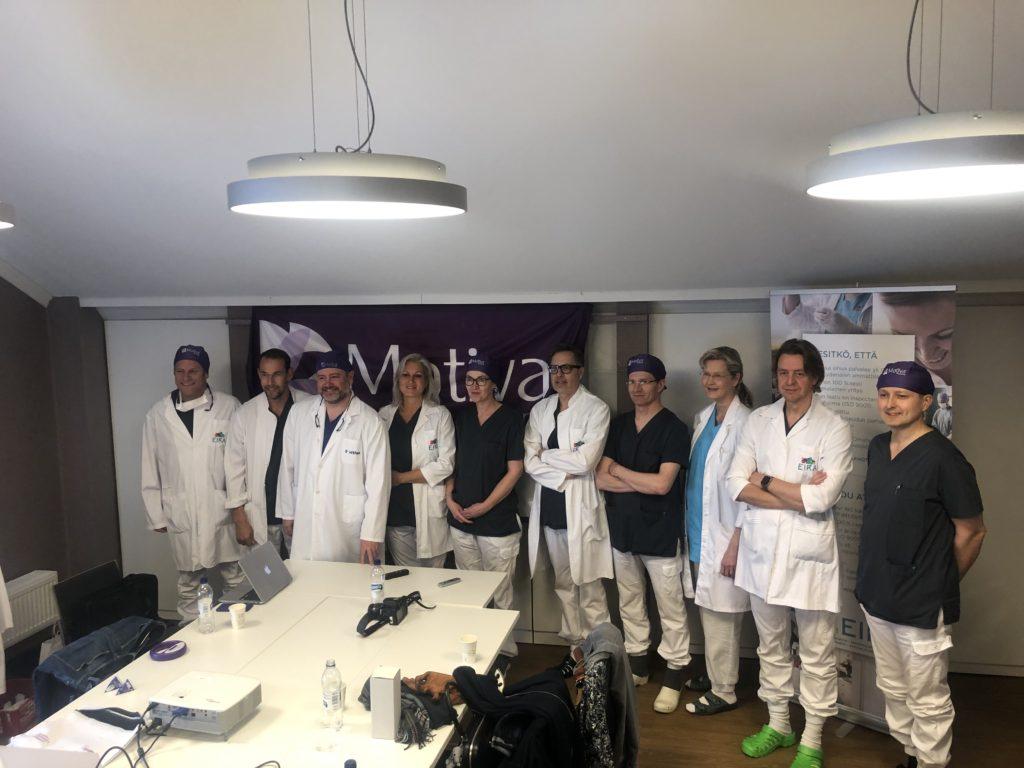 Dr Masyo Helsinki 2019