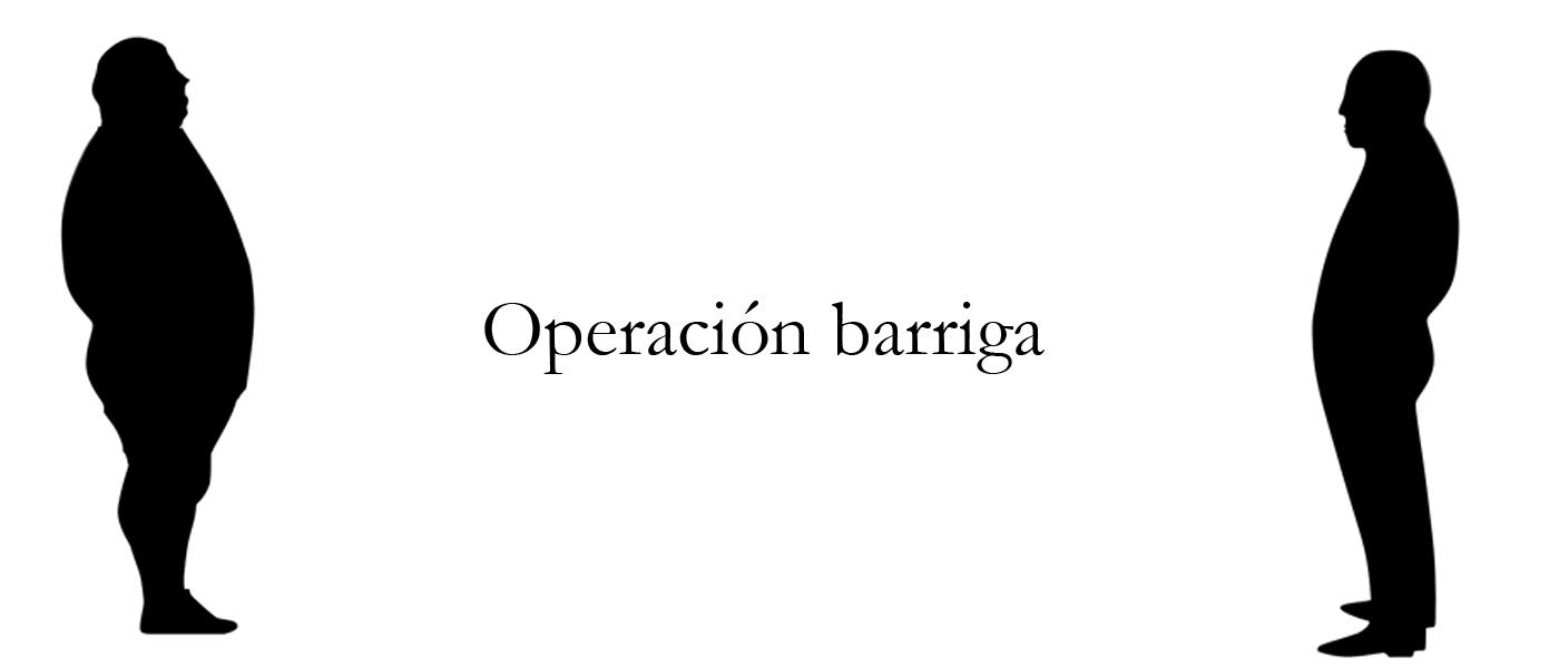 Operación barriga