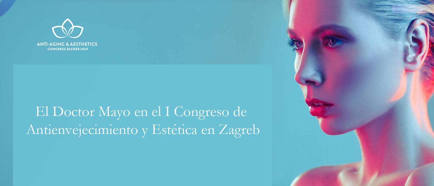 I Congreso de Antienvejecimiento y Estética en Zagreb