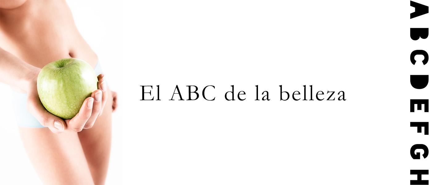 El ABC de la belleza